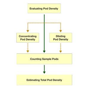 Pod Density Determination