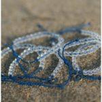 4Ocean Bracelet, each purchase removes 1lb of ocean plastic