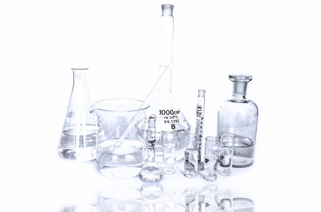 Advanced lab equipment for testing trace elements