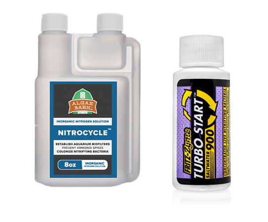 Nitrocycle and Turbostart - The Aquarium Cycle Kit by AlgaeBarn