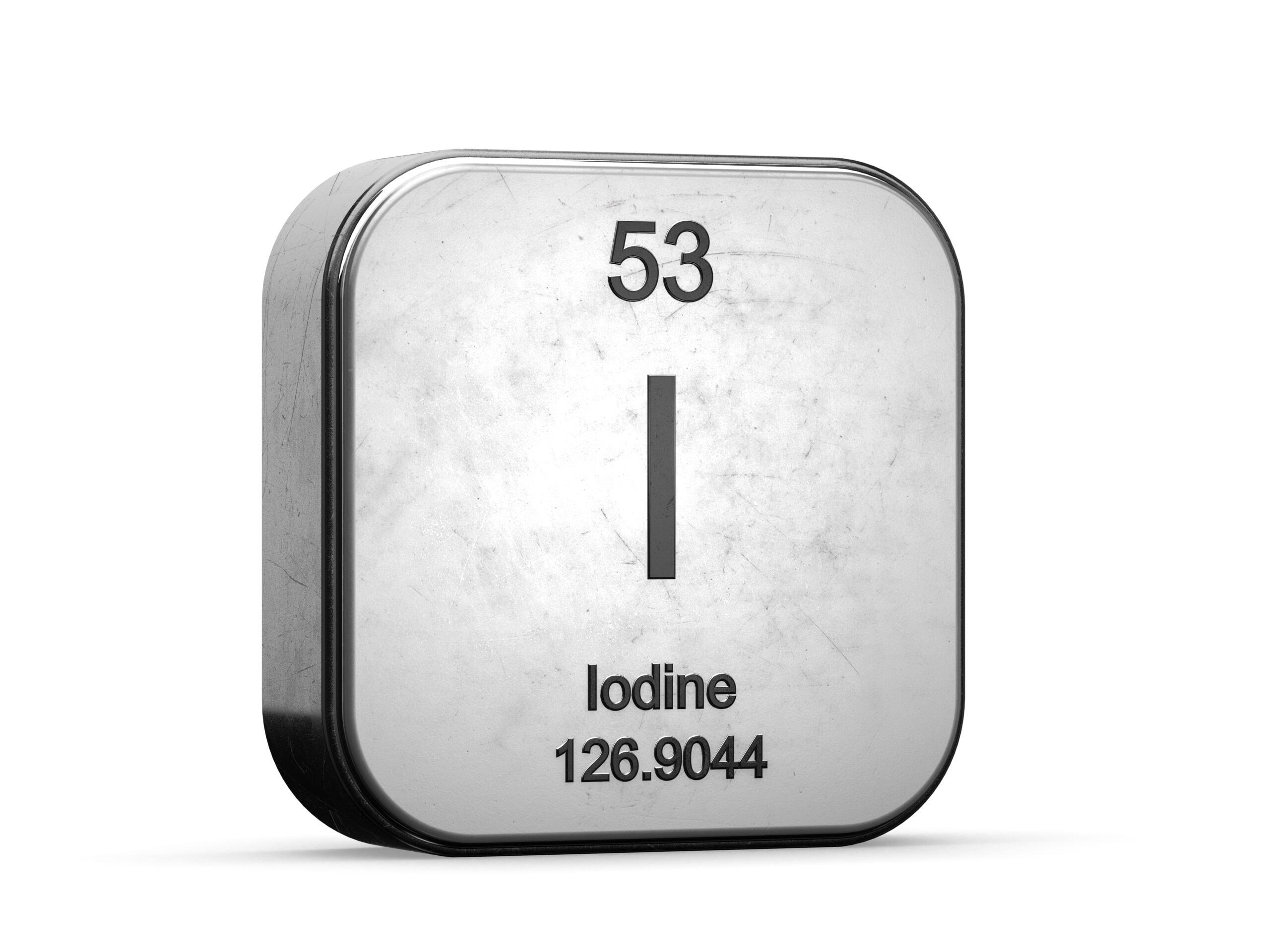 iodate atomic weight